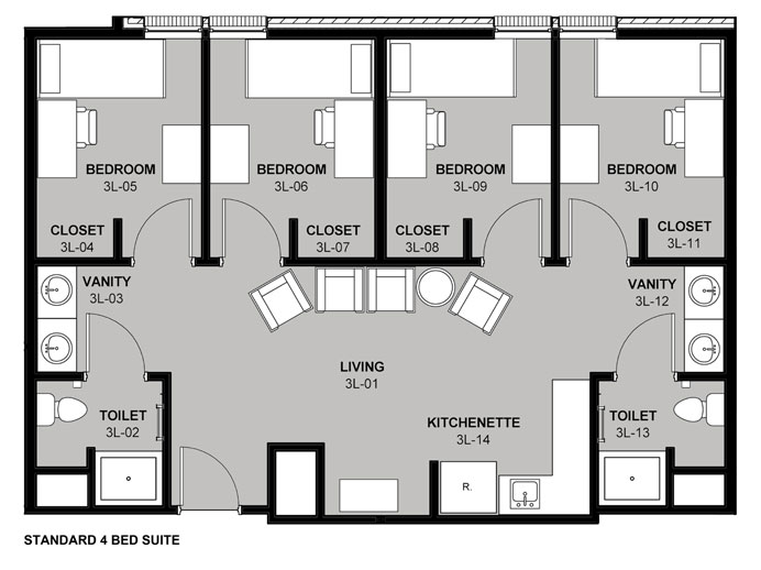 Four Bed Room   Approx. Part 29